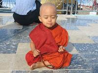 bebe monje