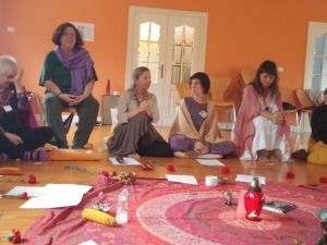 Women Circles 2015 Hortensia