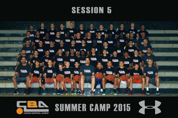 Campus de verano CBA2015